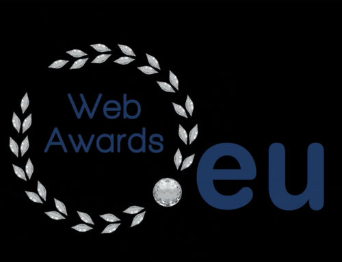 REZBUILD Project web finalist of the .Eu Web Awards
