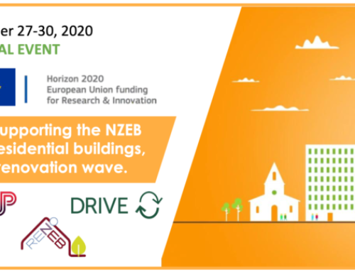 A new opportunity to acknowledge the innovative solutions supporting the European NZEB renovation