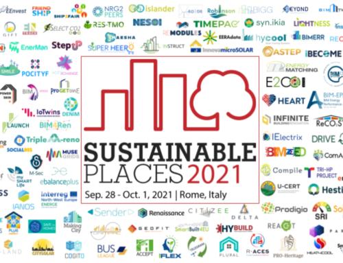 REZBUILD shows its advances at Sustainable Places 2021